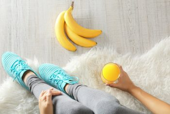 6 melhores alimentos para comer antes de praticar exercícios
