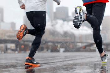 Corrida na chuva: cuidados que você precisa ter