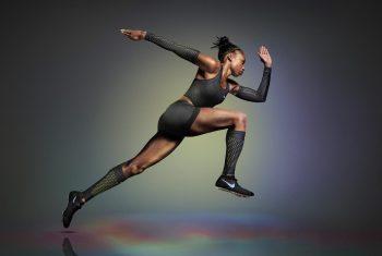 Allysson Felix, uma atleta para se inspirar!