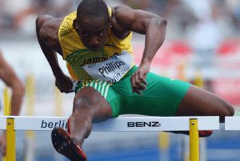 Corrida com Barreiras: complexa combinação de corrida e salto