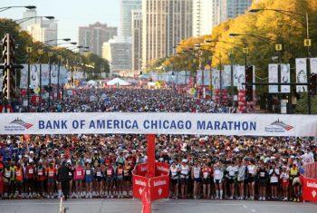 Conheça a Maratona de Chicago