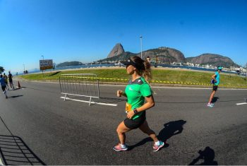 Gravidez e corrida por Letícia Backes