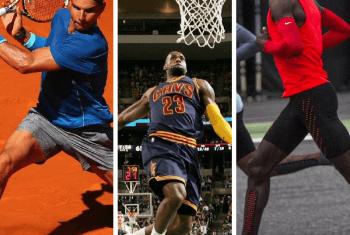 Inspiração através dos esportes