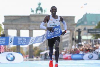 O novo maratonista mais rápido da história: Eliud Kipchoge
