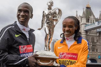 Quanto ganha um maratonista de elite?