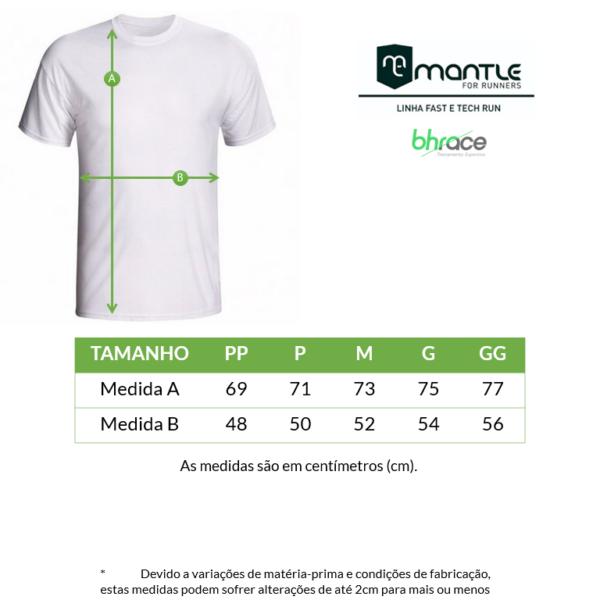 Camisa BHRace manga cumprida