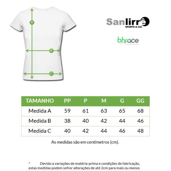Camisa Localidades BH
