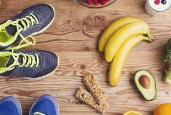 Como é feito o planejamento da dieta para os treinos e competições de corrida?
